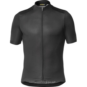 Mavic Cosmic Pro Graphic Jersey Heren, black